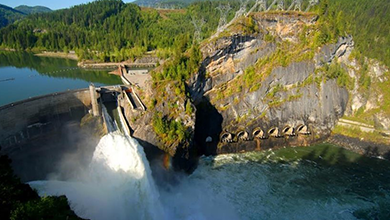Drone Technology Integrated into Dam Safety Inspections and Evaluations
