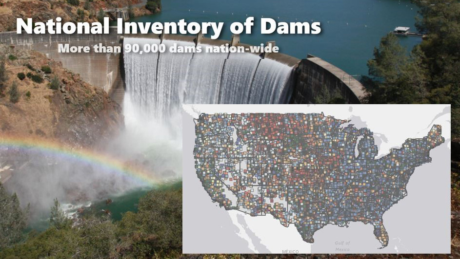 The 2018 National Inventory of Dams (NID) is Now Available