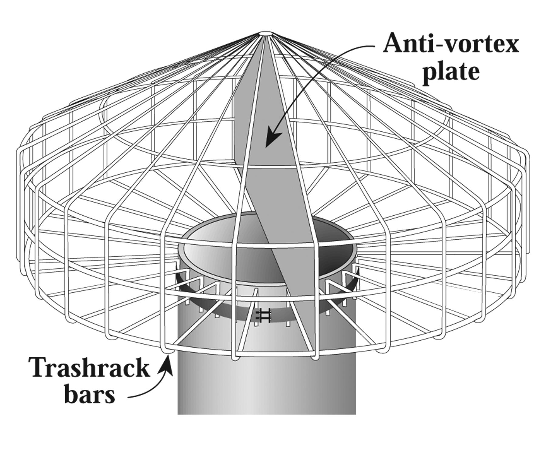 Simple Trashrack Design