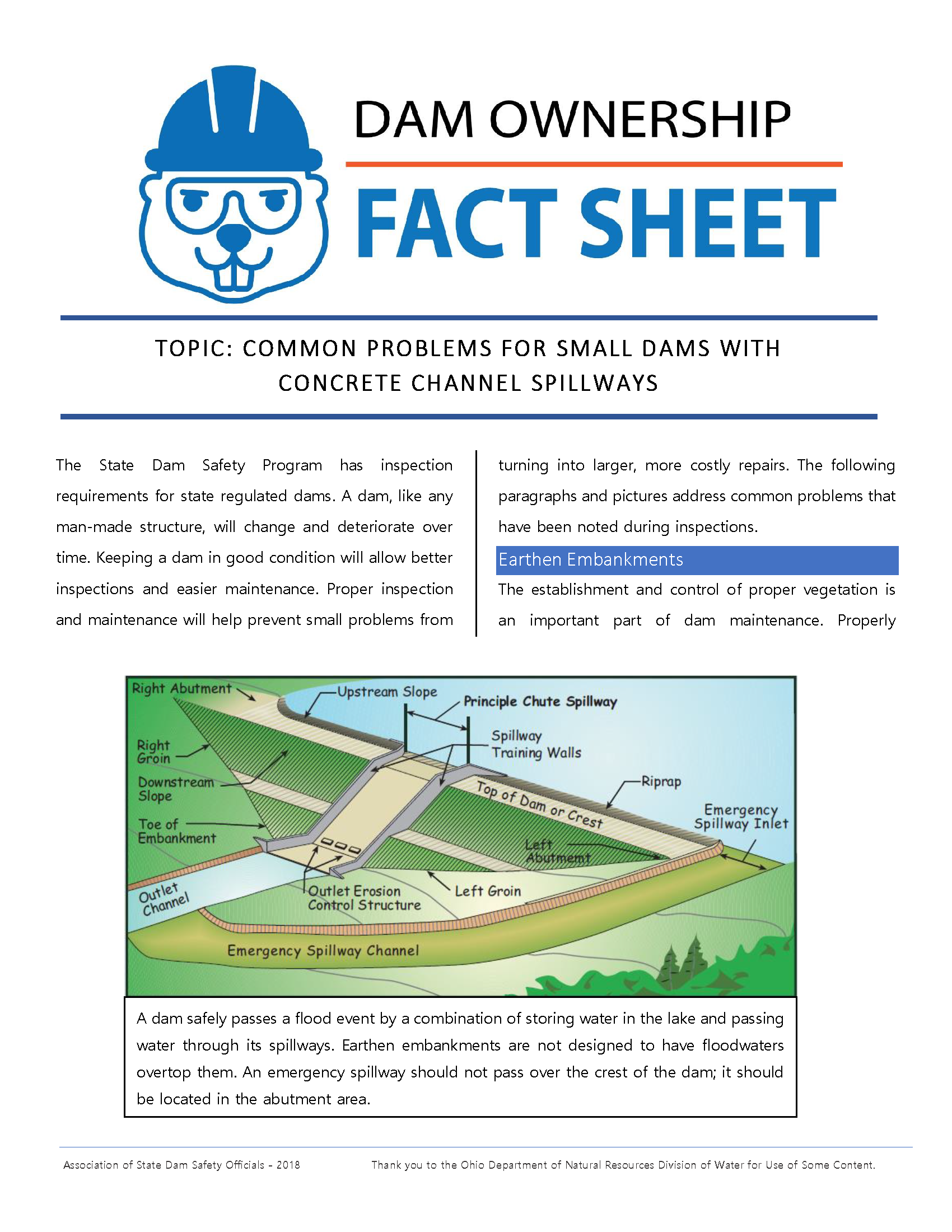 Common Problems with Concrete Channel Spillways Fact Sheet 2018_Page_1.png