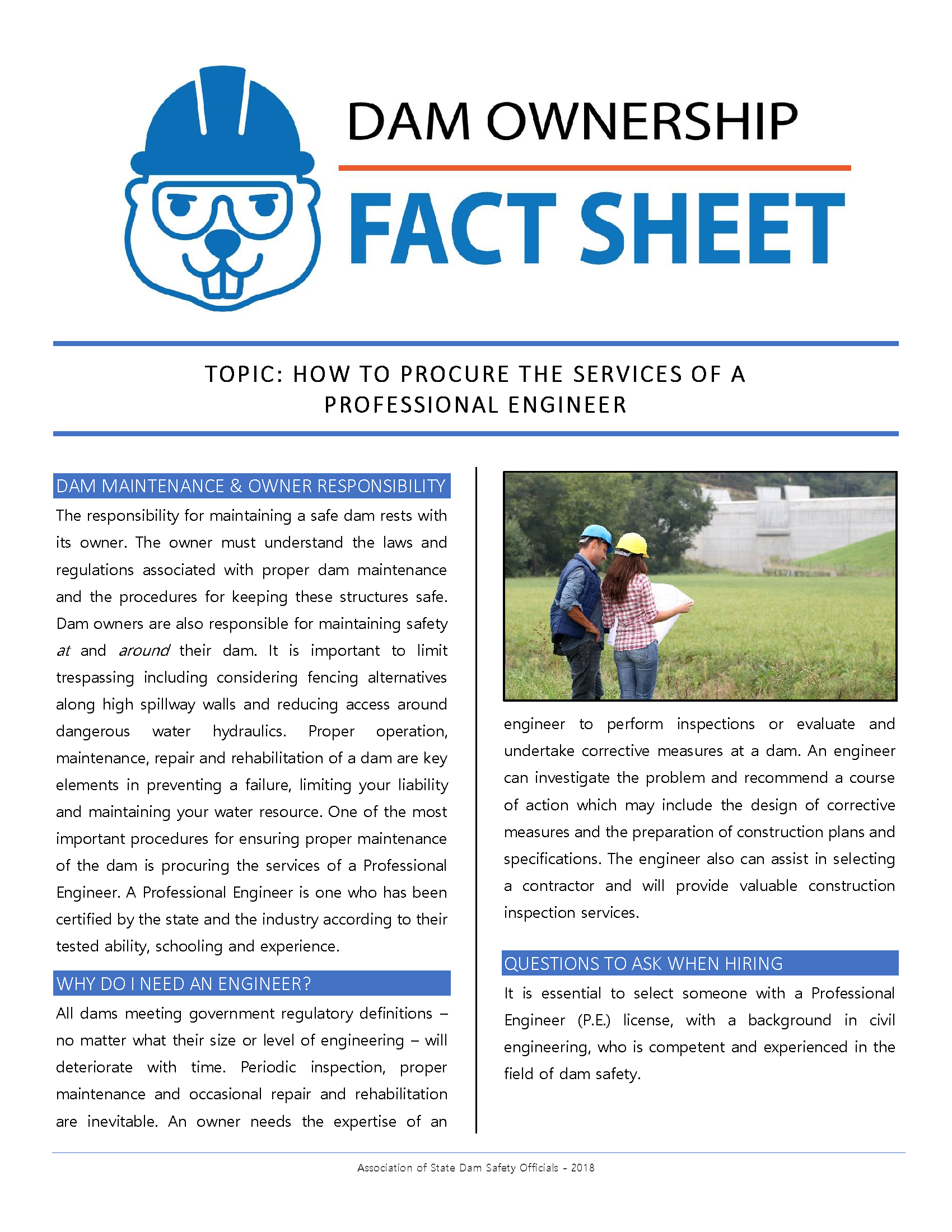 How to Procure the Services of an Engineer Fact Sheet 2018_Page_1.png