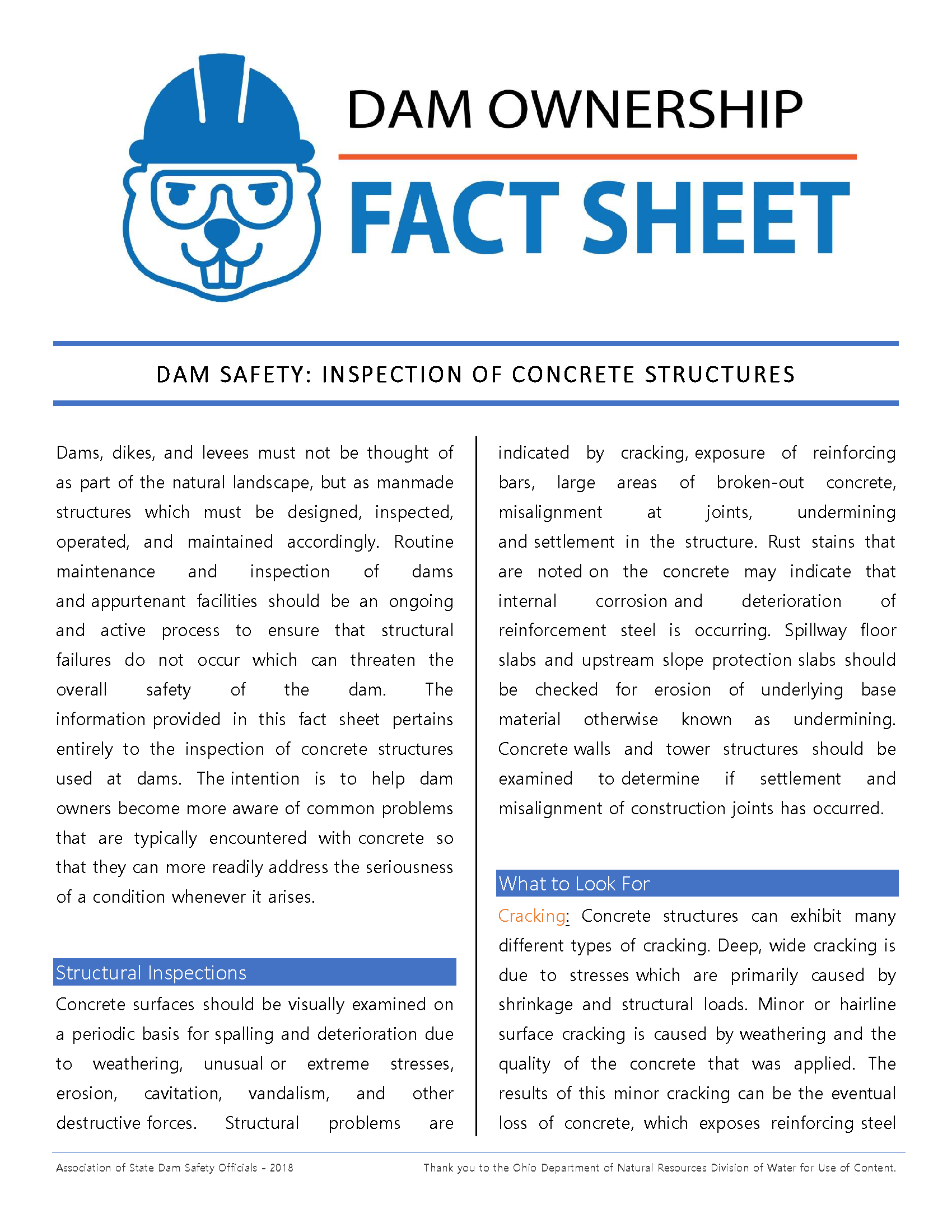 Inspection of Concrete Structures Fact Sheet 2018_Page_1.png